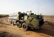 S-300 air defense system