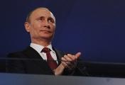 Владимир Путин на закрытии Паралимпийских игр в Сочи