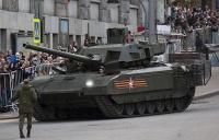 Armata T-14 tank
