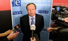 Russia's Ambassador to OSCE Andrey Kelin