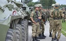 NATO drills in Ukraine's western Lviv region