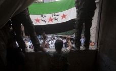 Free Syrian Army flag