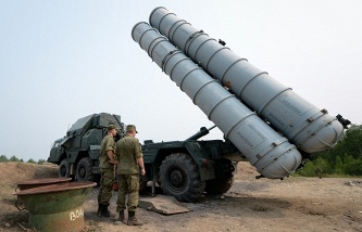 S-300 missile defense systems