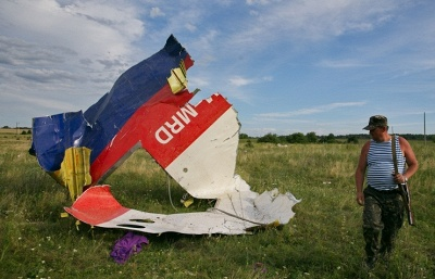 Poroshenko pledges to punish those guilty of MH17 crash near Donetsk