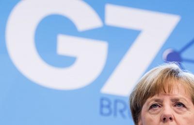 Саммит Группы семи открывается на юге Германии