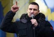Ukrainian leader of opposition party UDAR, Vitali Klitschko