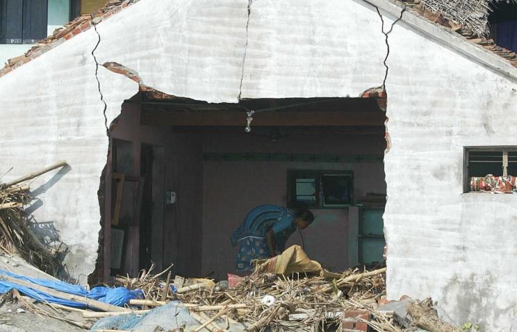 Землетрясение магнитудой 5,3 произошло уиндийских Андаманских островов