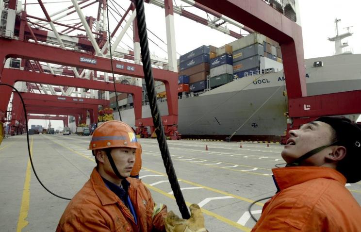 Десять человек погибли при крушении двух судов увосточных берегов Китая