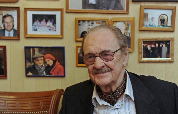 Прощание с Юрием Яковлевым состоится 3 декабря в Вахтанговском театре
