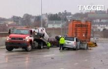 У Массачусетсі зіткнулися 70 машин, декілька людей госпіталізовані!