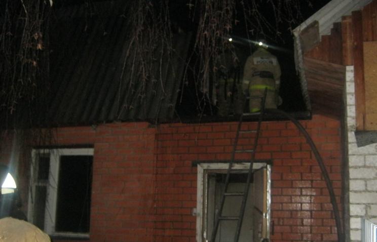 Мать идвое детей погибли при пожаре вдеревянном жилом доме вТюмени