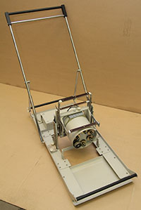Устройство по тестированию лыжных смазок. НПО автоматики им. Семихатова