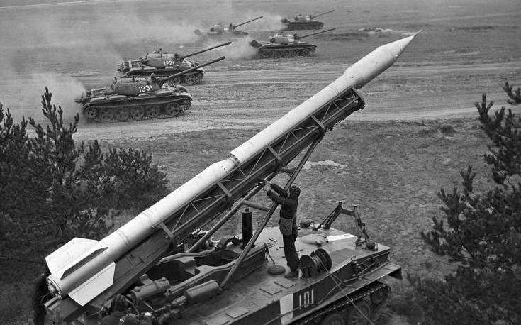Ракетные войска стратегического