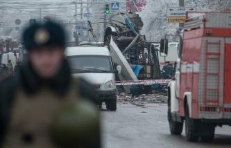 Четверо пострадавших при взрывах вВолгограде остаются вкрайне тяжелом состоянии