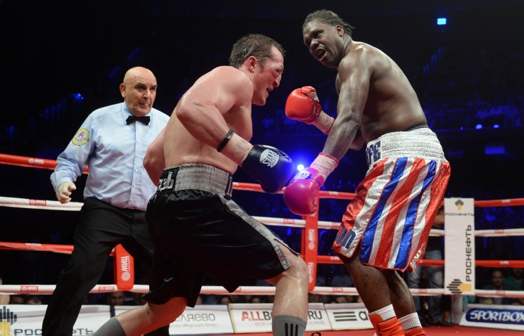 WBA удовлетворила просьбу о переносе торгов на проведение боя между Лебедевым и Джонсом