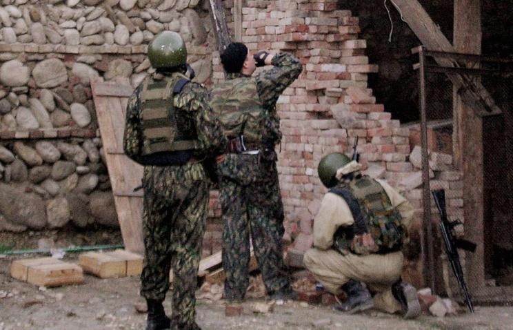 В Дагестане в ходе спецоперации нейтрализованы четверо боевиков
