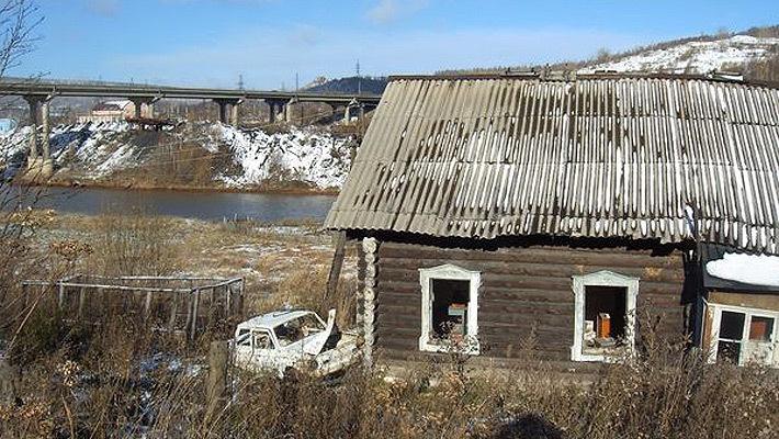 Старая Губаха /Пермский край/. Фото goroda-prizraki.narod.ru/Cообщество Steam