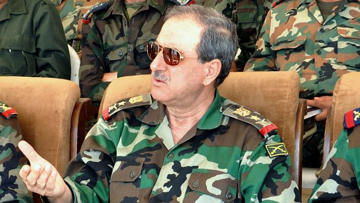 Министр обороны Сирии