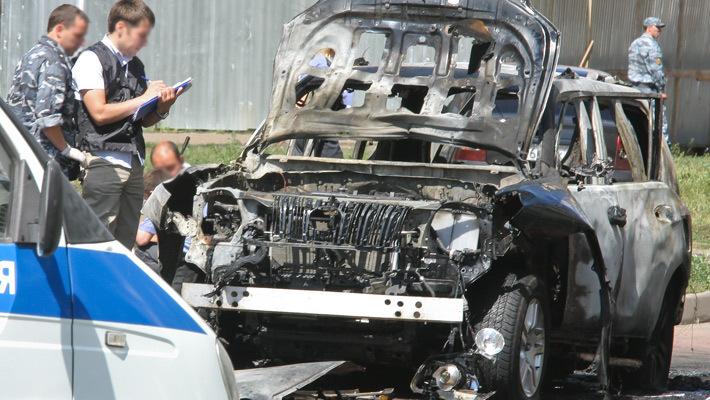 Теракт в Татарстане