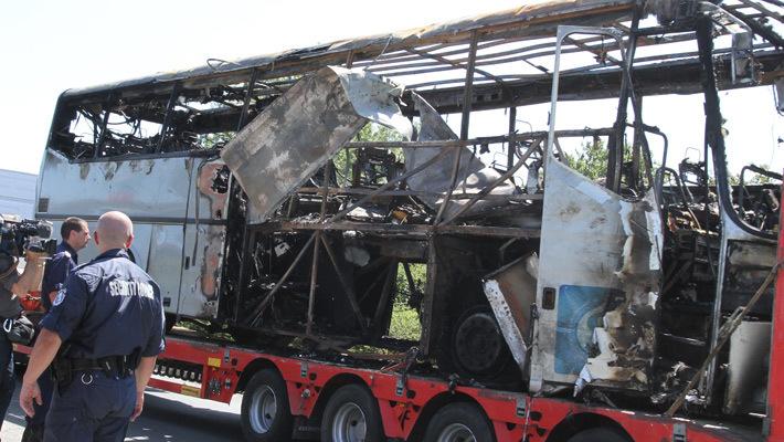 Теракт в Бургасе