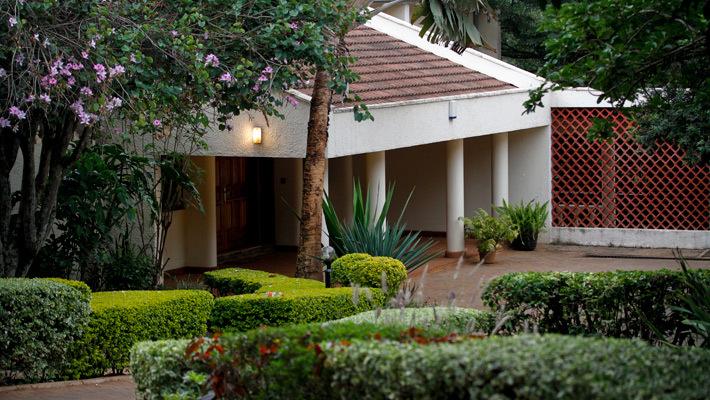 Резиденция Венесуэлы в Найроби