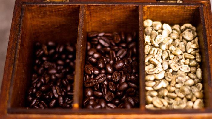 кофе обжарка