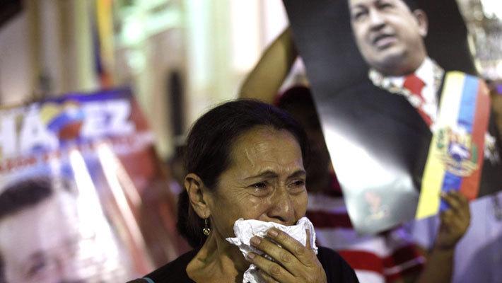 чавес и народ