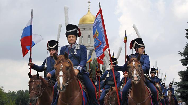 Конный поход_1812