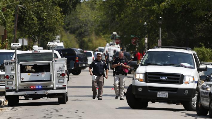 Стрельба в Техасе