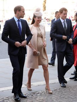 Кейт и принцы