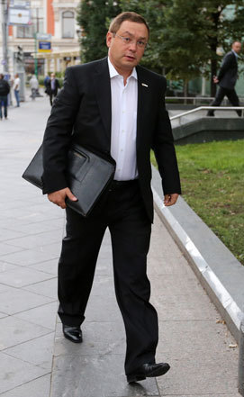 Глеб Фетисов. Фото ИТАР-ТАСС/ Сергей Фадеичев