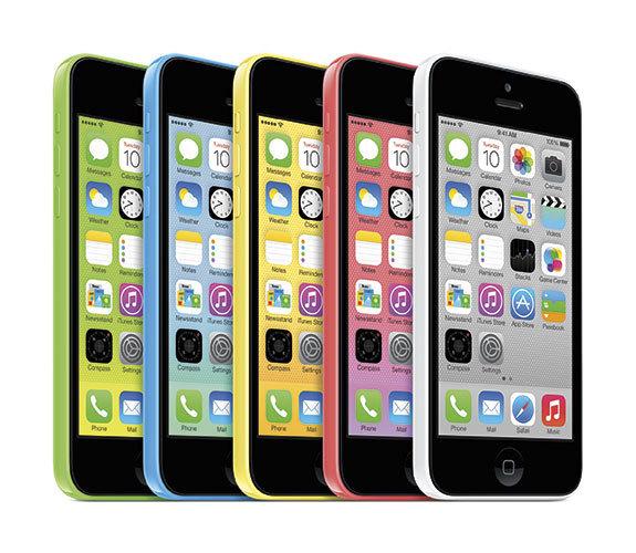 Презентация iPhone: 5S и 5C