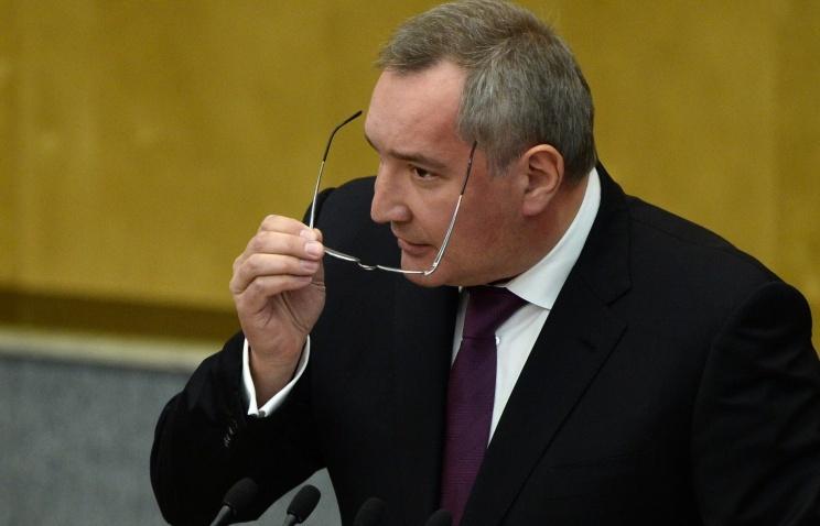 Dmitry Rogozin