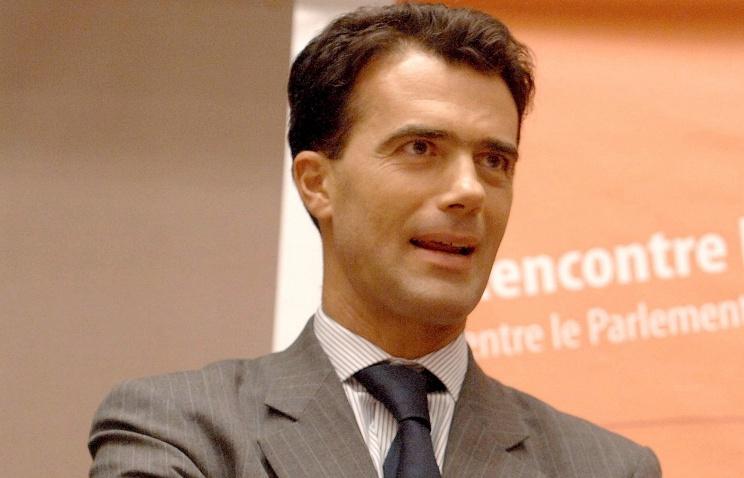 Italy's state secretary for European affairs Sandro Gozi