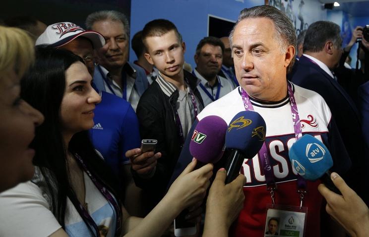 Мутко не намерен ради поста главы РФС уходить с должности министра спорта РФ