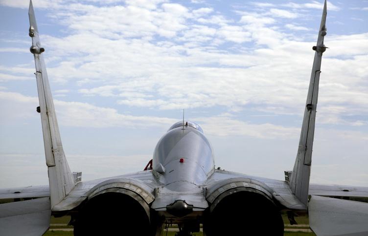 MiG-29SMT aircraft